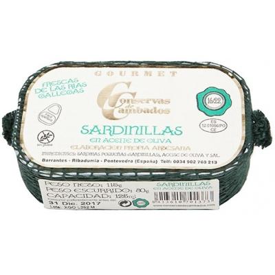 Sardinillas en Aceite de Oliva Cambados