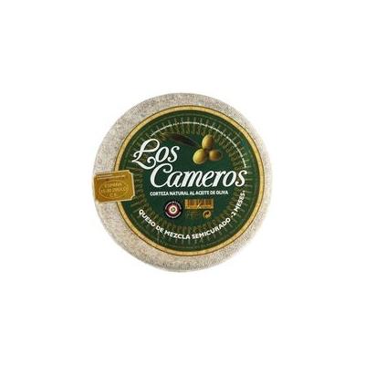 """Formaggio misto Semi Cameros """"Etichetta Verde"""" (200 - 250 gr)"""