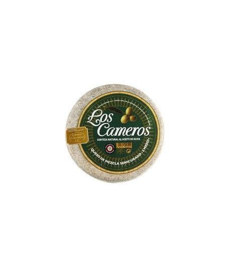 "Queso Mezcla Semi Cameros ""Etiqueta Verde"""