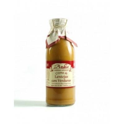 Crema de lentejas Anko 485 gr