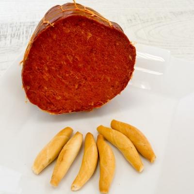 Sobrasada ibérica (1 - 1,2 Kg)