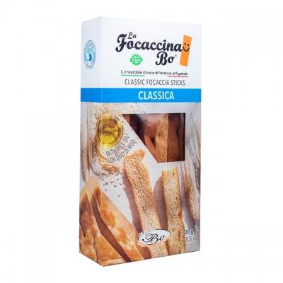Focaccina Tradicional 100gr