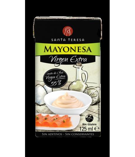 Mayonesa Virgen Extra Santa Teresa 125ml
