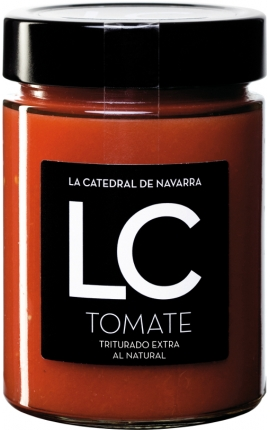 Tomate Natural Triturado La Catedral 335gr