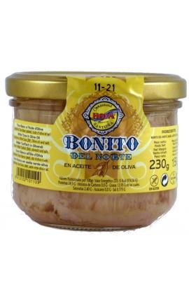 Bonito en Aceite de Oliva Hoya 230gr