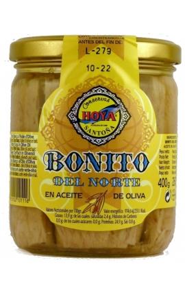 Palamita in Olio di Oliva 400 g di Hoya