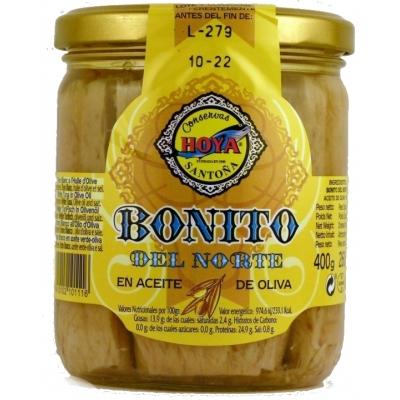 Bonito en Aceite de Oliva Hoya
