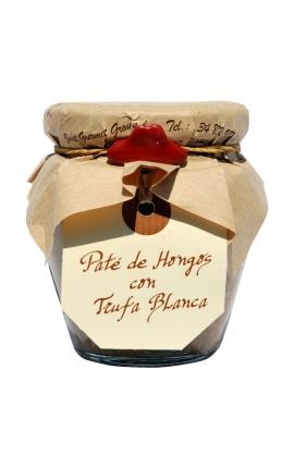 Paté Hongos con Trufa Blanca La Cuna