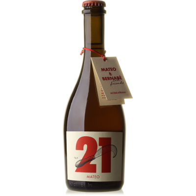 Cerveza Artesana Mateo